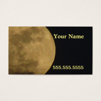 White Dwarf Planet Business Card