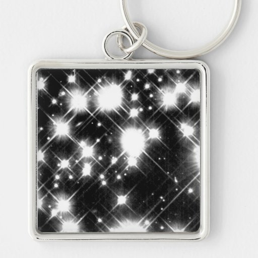 white dwarf star keyring key chain