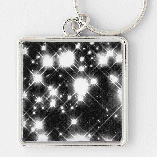 white dwarf star keyring keychain