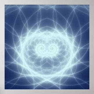 White Dwarf Star Poster