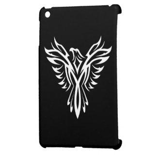 White Eagle Aquila Tribal Tattoo Design Cover For The iPad Mini