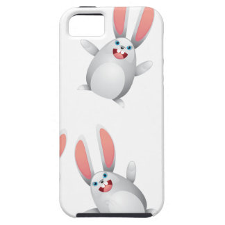 White egg bunny iPhone SE/5/5s case
