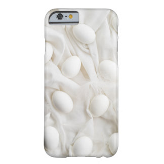 White eggs barely there iPhone 6 case