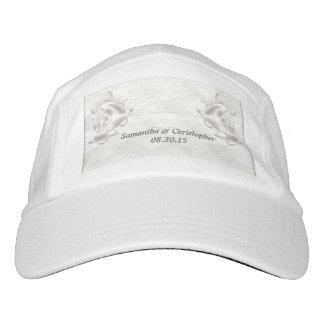 White Elegance #1 Hat