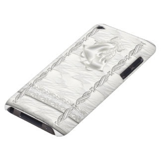 White Elegance #1 iPod Touch Cover