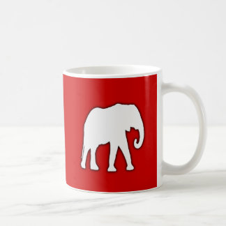 White Elephant Gift Coffee Mug