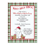 White Elephant Gift Exchange 5x7 Paper Invitation Card