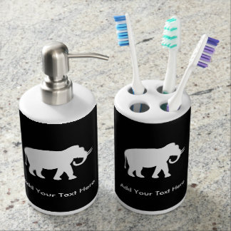 White Elephant Gift Exchange Party Soap Dispensers