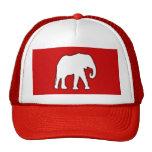 White Elephant Gift Trucker Hat