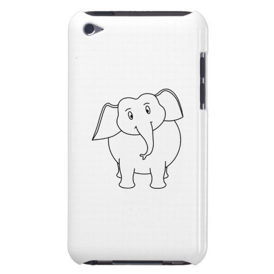 White Elephant. iPod Touch Cover