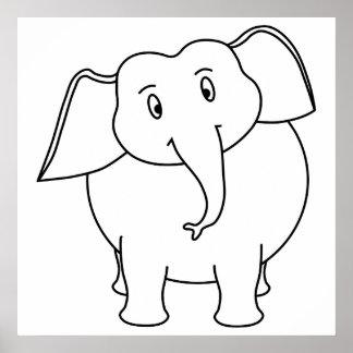 White Elephant. Poster