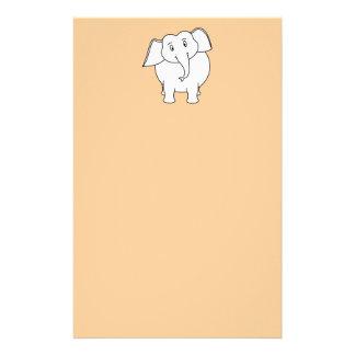 White Elephant. Stationery