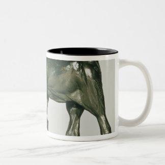 White Elephant Two-Tone Coffee Mug