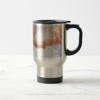 white energy healing hands reiki healer shaman coffee mug