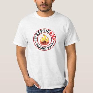 White Eskepticamp - Man T-Shirt