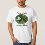 White Face Monkey, Pura Vida, Costa Rica T-Shirt
