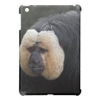 White Faced Saki Monkey iPad Case