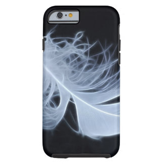 White feather - angelic by nature iPhone 6 case