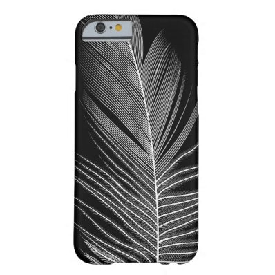 White Feather iPhone 6 case