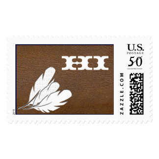 White Feather Postage