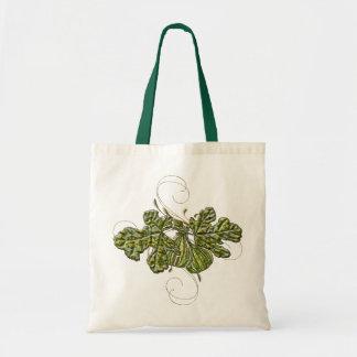 White Fig Tote Bag