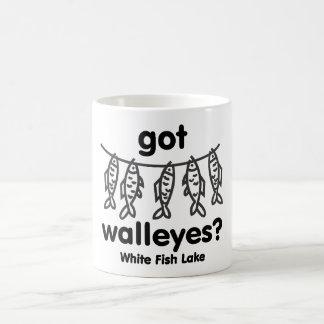 white fish got walleye coffee mug