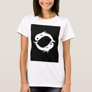White fishes T-Shirt