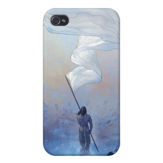 WHITE FLAG - 18 DAYS iPhone 4 COVER