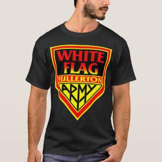 WHITE  FLAG ARMY FULLERTON T shirt