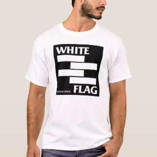 White Flag S IS FOR SPACE T-Shirt