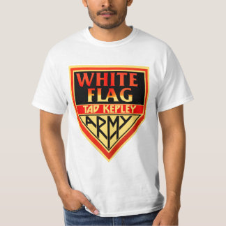 WHITE FLAG TAD KEPLEY ARMY SHIRT