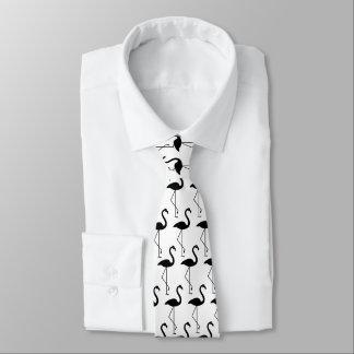 White Flamingo Tie