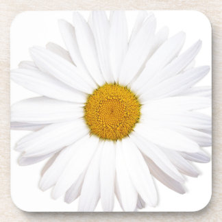 White Flower Floral Nursery Peace Cute Superb nice Drink Coaster