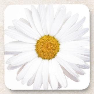 White Flower Floral Nursery Peace Cute Superb nice Drink Coaster