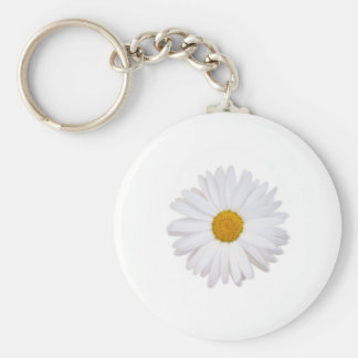 White Flower Floral Nursery Peace Cute Superb nice Keychain
