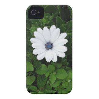 White Flower iPhone case-mate Case-Mate iPhone 4 Case