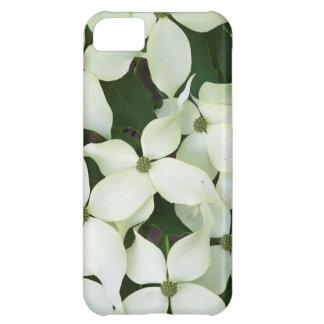 White Flowering Dogwood Case For iPhone 5C
