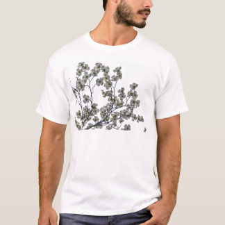 White Flowering Dogwood T-Shirt