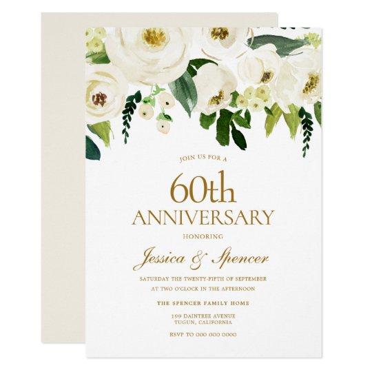 60th Anniversary Invitations Karati Ald2014 Org