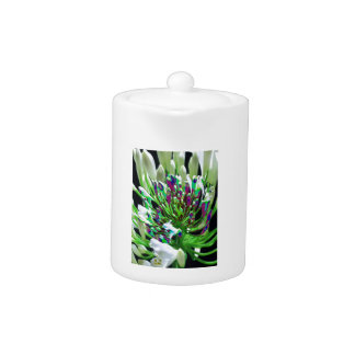 White Flowers Florals Green Bush Romance Gifts fun