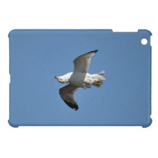 White Freshwater Gull Bird-lovers iPad Mini Cover