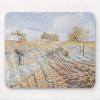 White Frost, 1873 Mouse Pad