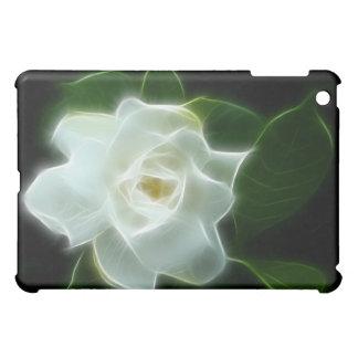White Gardenia Flower Plant iPad Mini Covers