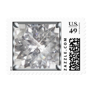 White Gem Postage