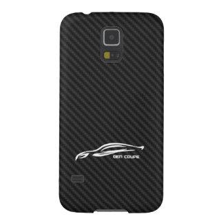 White GEN COUPE Logo Galaxy S5 Case