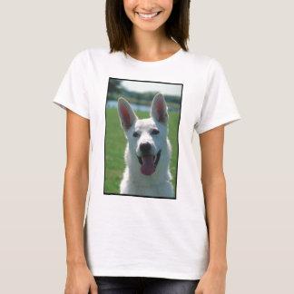 White German Shepherd Dog T-Shirt