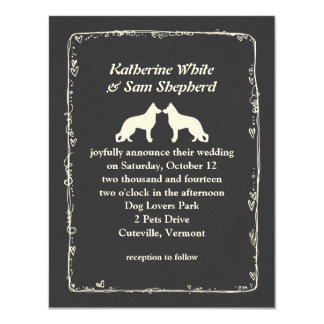 German Wedding Invitations Amp Announcements