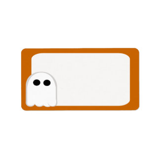 White Ghost Label