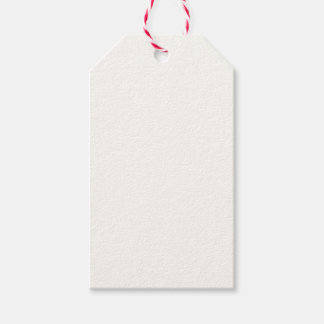White Pack Of Gift Tags