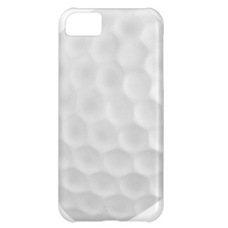 White Golf Ball Iphone 5 Case